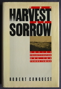 Harvest of Sorrow-R. Conquest
